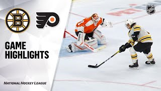 09/19/19 Condensed Game: Bruins @ Flyers