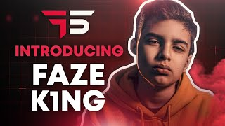 Introducing FaZe K1nG - #FaZe5 Winner