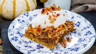 Jason Smith's Sweet Tater Pie - Home & Family