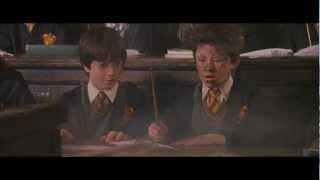Harry Potter Wingardium Leviosa HD scene