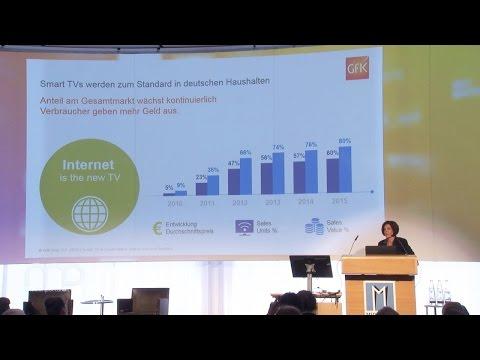 Vortrag: Smart-TV in Deutschland - Status quo und Ausblick