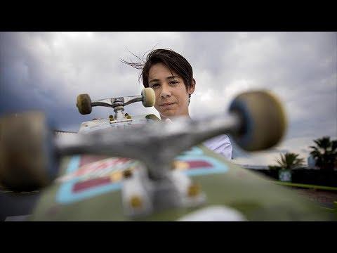Video GIRL Complete skateboard PACHECO OG FADE 7.75