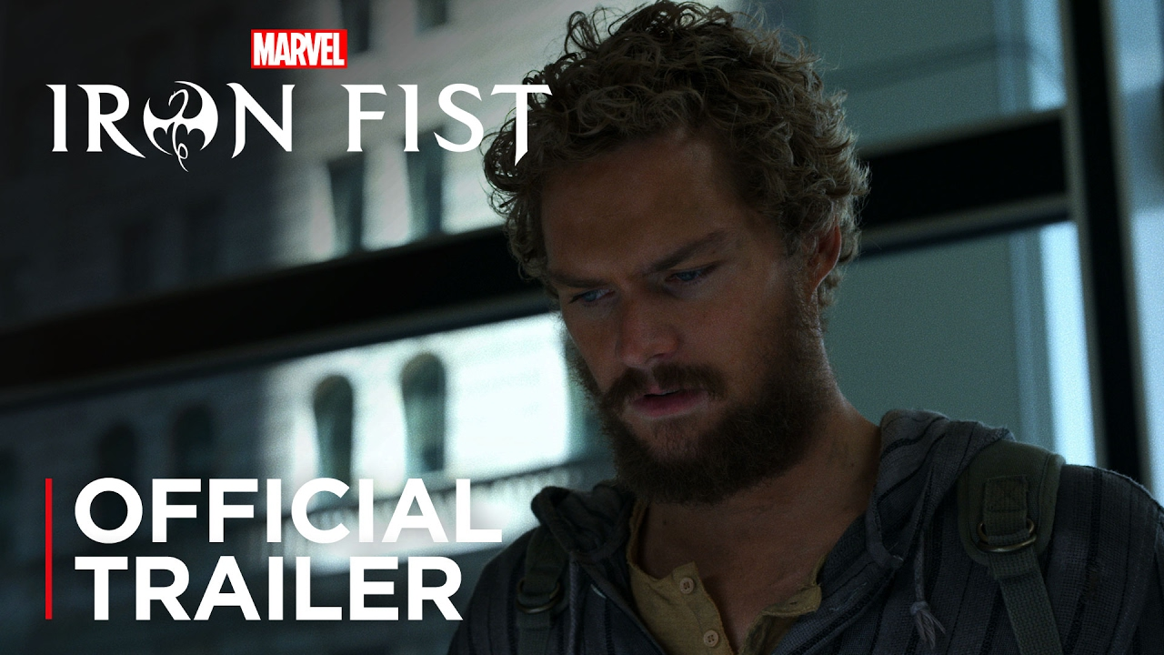 Trailer de Marvel's Iron Fist