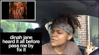 Dinah Jane - Heard It All Before, Pass Me By, Fix It REACTION