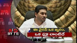Big Byte: CM YS Jagan on coronavirus..
