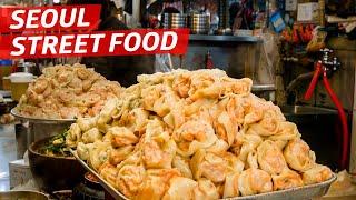 A Korean Street Food Crawl at the Legendary Gwangjang Market  — K-Town