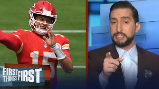 Nick Wright breaks down his NFL Playoff Bracket heading into Divisional Round | FIRST THINGS FIRST