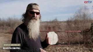 Phil Robertson Explains America's NEED for a WALL Better than Anybody