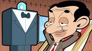 Gadget Bean (Mr Bean Cartoon) | Mr Bean Full Episodes | Mr Bean Official