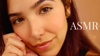 Extra Closeup ASMR (Ear touching, Fluffy mics, Mic scratching, Closeup whispering, Countdown)
