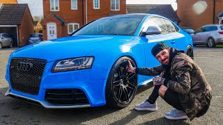 5 MUST HAVE MODIFICATIONS FOR MY AUDI S5