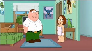lois griffin naked in bath