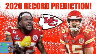 Kansas City Chiefs 2020 Team Preview! How Many Games Will The Kansas City Chiefs Win In 2020?