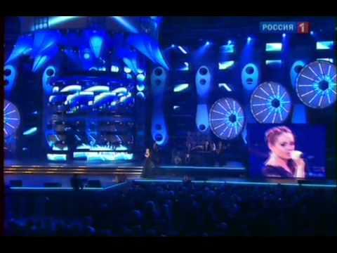 МакSим - На радиоволнах (Песня года 2010) 01.01.2011