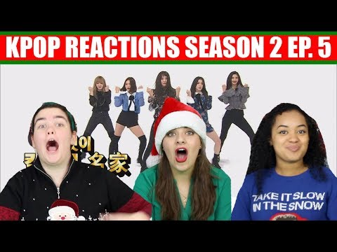 RED VELVET PEEK A BOO 2x FAST REACTION (KPOP REACTIONS S2 EP.5 )