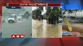 IMD Red Alert in Kerala again over heavy rains, storm..