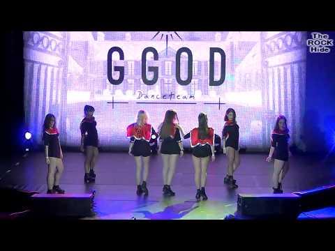 Dreamcatcher - Fly High dance cover by GGOD [ЭТО 2017 (15.10.2017)]