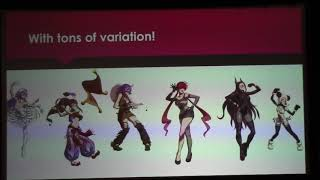 Anime Expo 2018: Designing SNK's Heroines