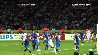 Final piala dunia 2006 prancis vs italia FULL