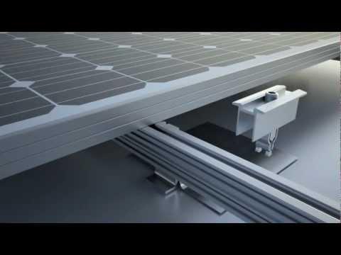 Sentinel Solar ClicLoc Spyder Racking