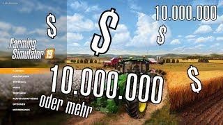 PS4 Xbox LS19 Solo Geld Glitch Farming Simulator 19