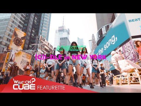 (여자)아이들((G)I-DLE) - 'APESXXT / The Carters (Choreography in New York)'