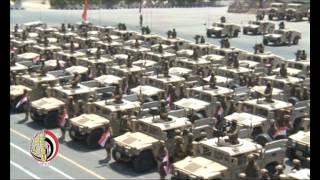 استعدادات مكثفة للقوات المسلحة لتأمين فرحة المصريين بافتتاح قناة السويس الجديدة     -