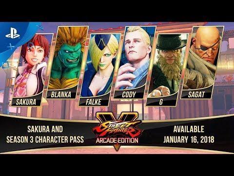 Street Fighter® V: Arcade Edition Trailer