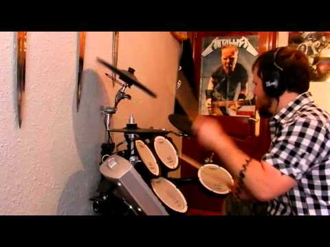 Fear Factory - Slave Labor Drum Cover