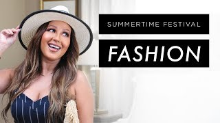 Adrienne Houghton's 5 Summer Outfits | All Things Adrienne