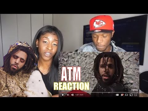 J. Cole - ATM REACTION | Holly Sdot