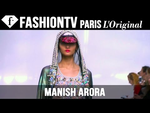 Manish Arora: Designer's Inspiration | Spring/Summer 2015 Paris | FashionTV