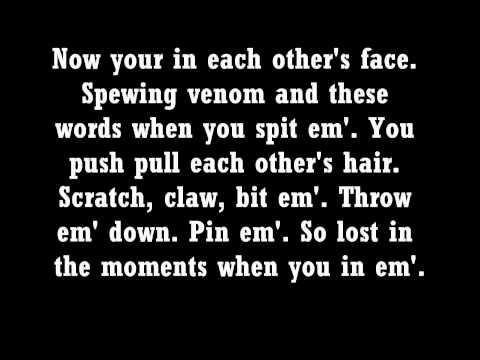 Baixar Eminem - Love the Way you Lie Lyrics (Part 1)