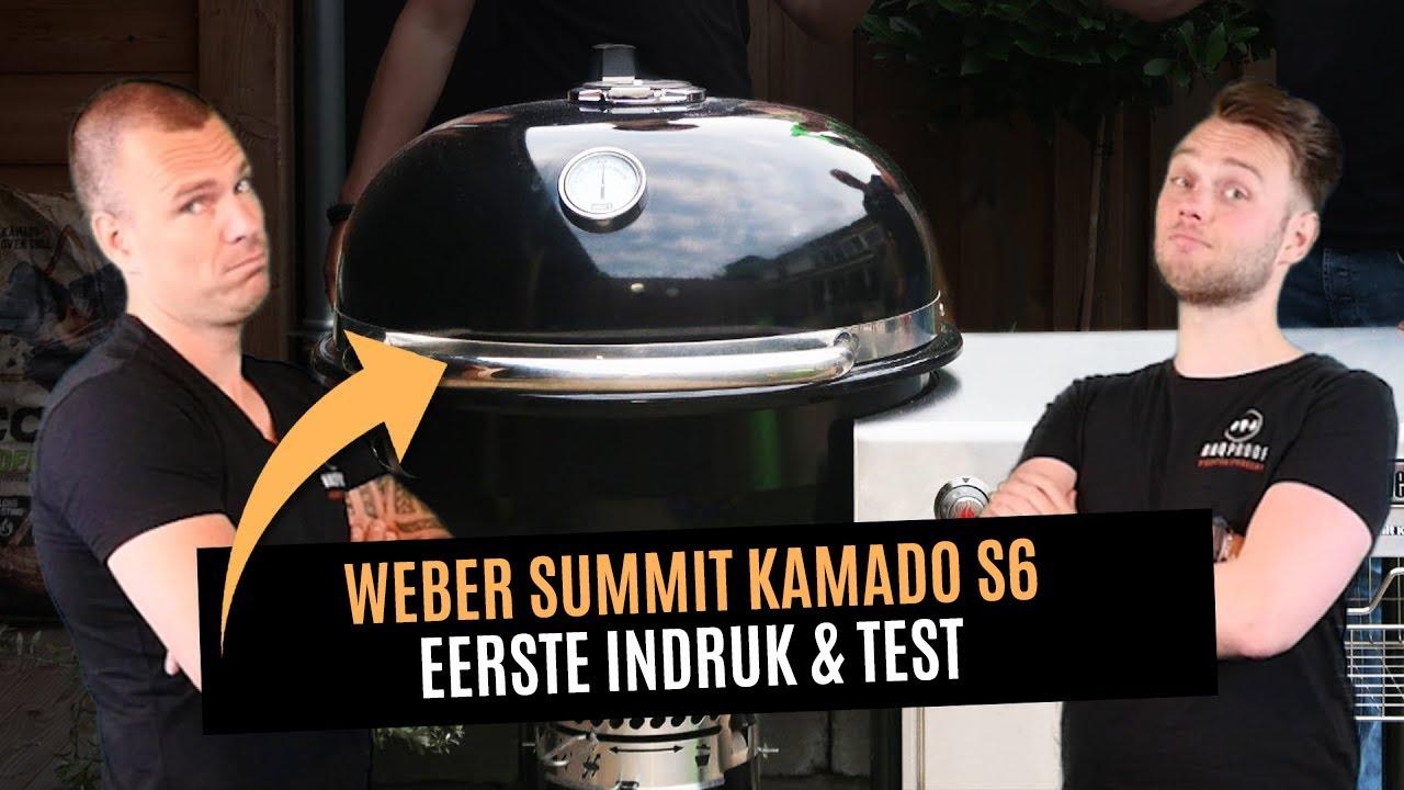 Video review: de Weber Summit Kamado