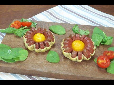Fiorellini di würstel: l'idea originale e gustosa!