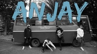 Kemal Palevi - Anjayyyyyy ft. YoungLex, Mack G, Robert Wynand (Official Music Video)
