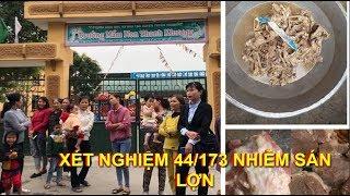 Tr ẻ ă n 'th,ị,t bẩn' ở trường MN Bắc Ninh: 44/173 trường hợp dươg t í nh với s á n l ợ n