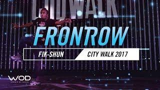 Fik Shun   FrontRow   World of Dance Live 2017   #WODLive17