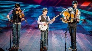 Sleepy Man Banjo Boys: Virtuosismo em bluegrass de ... Nova Jersey?
