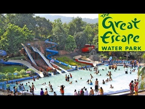 The Great Escape Water Park