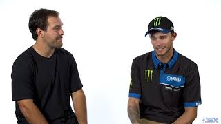Supercross Athletes Give Valentines Day Advice