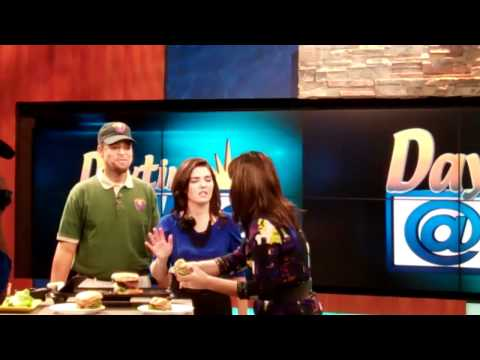 SAGE Grant Recipient Fatty's Burgers + More on Fox Daytime @ Nine