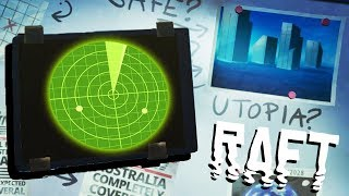 Searching for Utopia! - Raft Gameplay