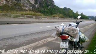 Phượt Xuyên Việt Biên Hòa - Hà Nội Độc Hành