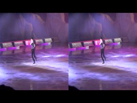 [3D]120826 All That Skate Summer - Stéphane Lambiel - Puttin on the Ritz