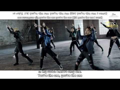 [EXOTICSUBS] CALL ME BABY MV (Korean ver.) - EXO {ENG SUB}