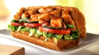 How To Make a Subway Sandwich