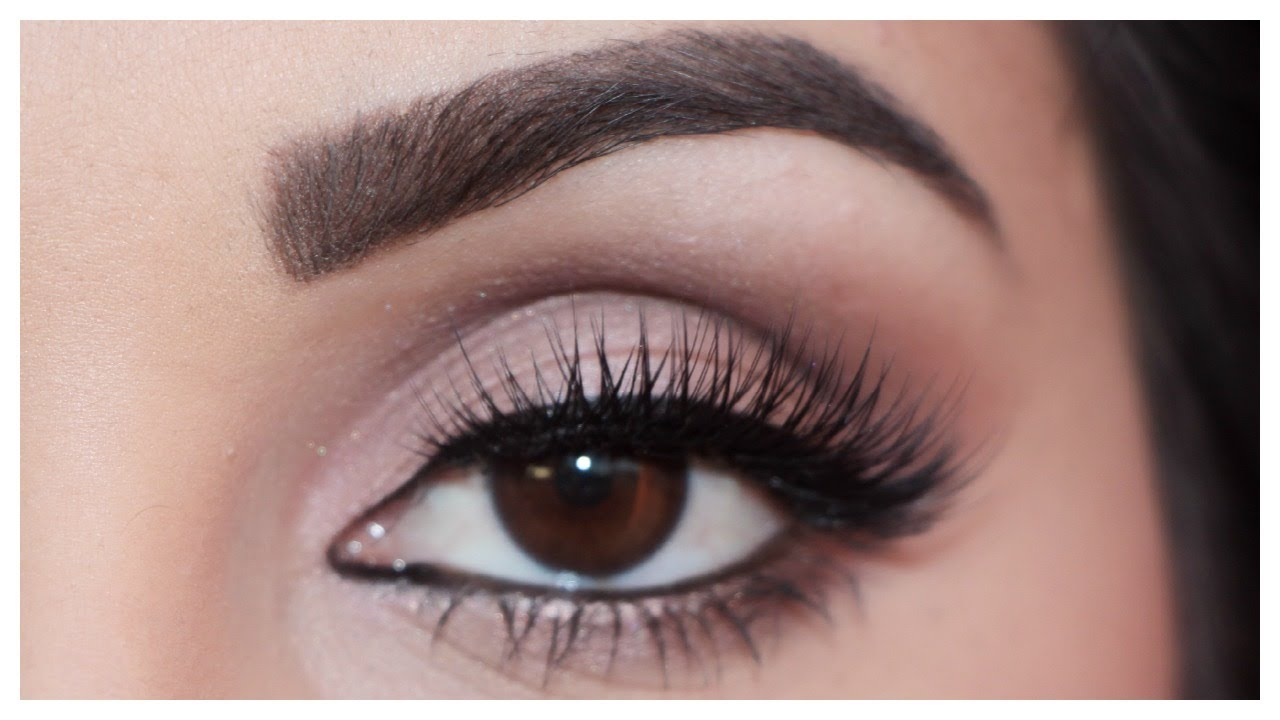 Urban Decay Naked 3 Tutorial Rose Gold Youtube