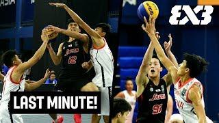 TISSOT Last Minute! - China v Japan - FIBA 3x3 U18 Asia Cup 2018