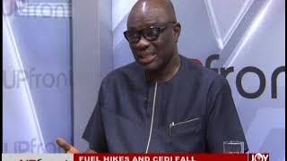 Fuel price hikes and cedi fall - UPfront on JoyNews (20-9-18)
